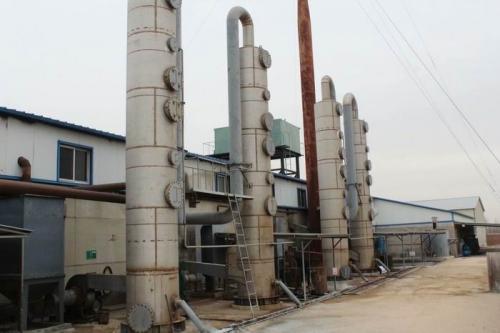 氧化石蜡皂粉厂